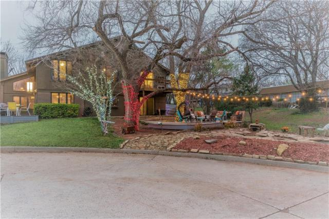 6313 Chatham Rd, Oklahoma City, OK 73132 (MLS #811602) :: Barry Hurley Real Estate