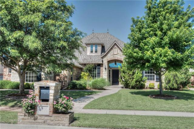 4300 Cannon Drive, Norman, OK 73072 (MLS #811643) :: Wyatt Poindexter Group