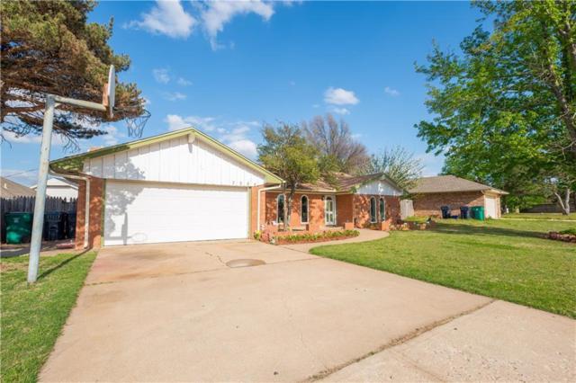7304 N Ann Arbor Ave, Oklahoma City, OK 73132 (MLS #811699) :: Wyatt Poindexter Group