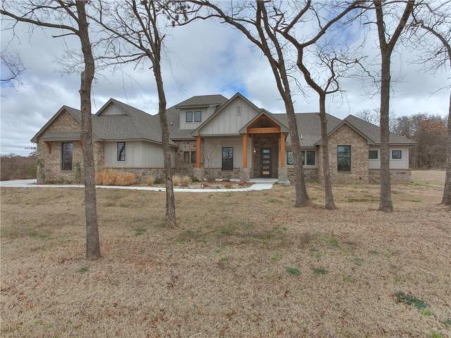 10413 SE 39th Circle, Oklahoma City, OK 73150 (MLS #811740) :: Homestead & Co
