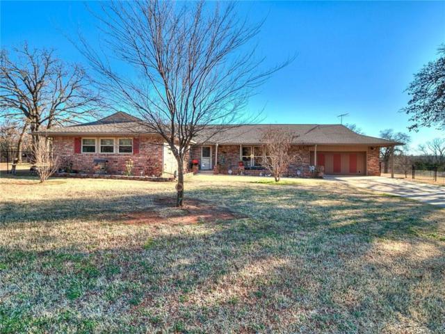 7406 Brenda Circle, Norman, OK 73026 (MLS #811760) :: Meraki Real Estate
