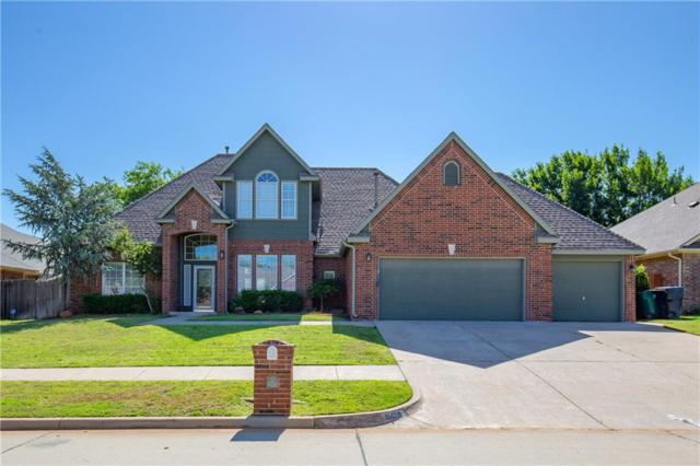 11408 Condor Terrace, Oklahoma City, OK 73162 (MLS #812044) :: Wyatt Poindexter Group