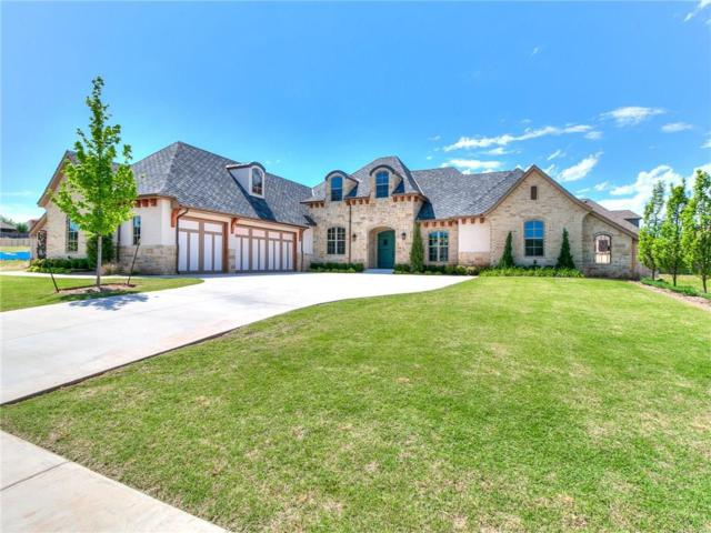 4212 Rutherford Way, Norman, OK 73072 (MLS #812194) :: Wyatt Poindexter Group