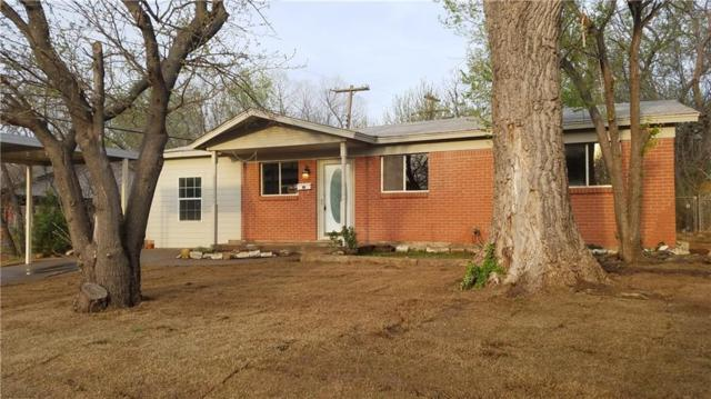 2816 N Nottingham, Moore, OK 73160 (MLS #812464) :: KING Real Estate Group
