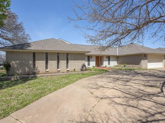 1301 W Spoon Terrace, Edmond, OK 73025 (MLS #812503) :: Wyatt Poindexter Group
