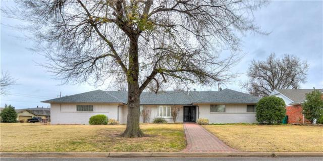 3041 Cornwall Place, Oklahoma City, OK 73120 (MLS #812507) :: Wyatt Poindexter Group
