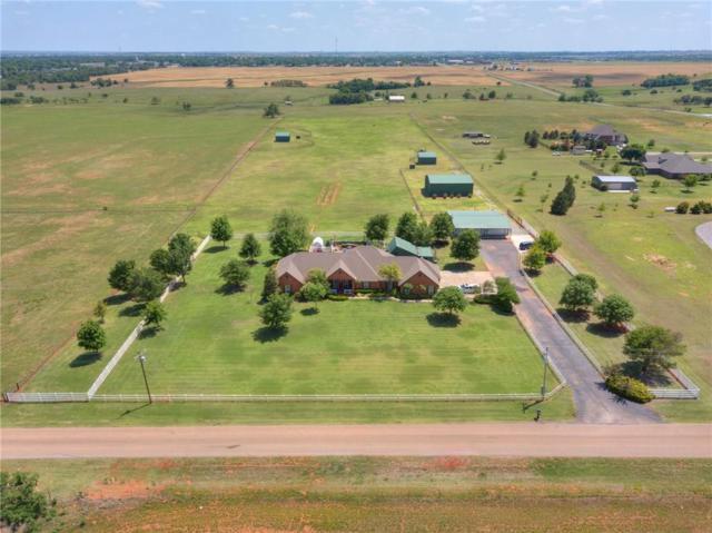19912 E 1090 Rd, Elk City, OK 73644 (MLS #812510) :: Wyatt Poindexter Group