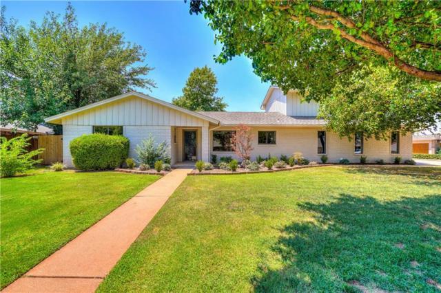 11609 Blue Sage Road, Oklahoma City, OK 73120 (MLS #812796) :: Wyatt Poindexter Group