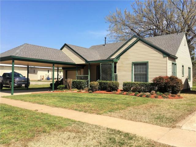 312 S Grand, Crescent, OK 73028 (MLS #812816) :: KING Real Estate Group