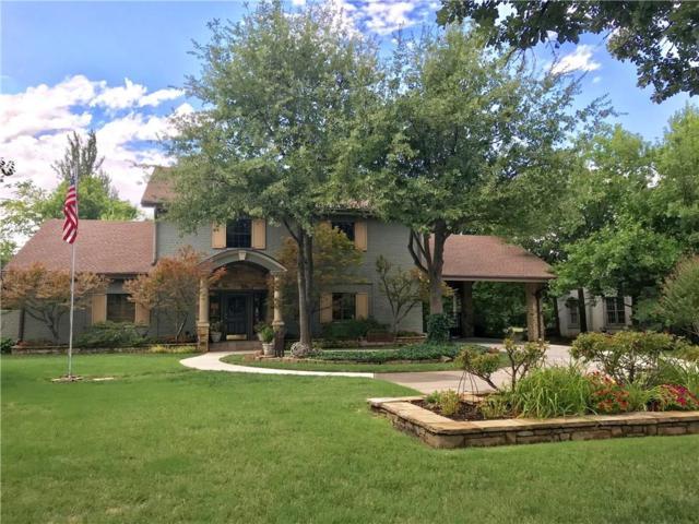 2628 Elmhurst Avenue, Oklahoma City, OK 73120 (MLS #812827) :: Wyatt Poindexter Group