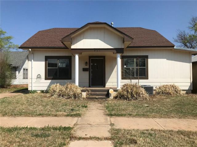 917 W 5th Street, Elk City, OK 73644 (MLS #812913) :: UB Home Team