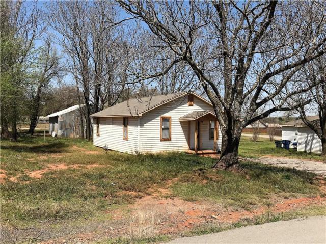 313 SE 2nd, Blanchard, OK 73010 (MLS #812923) :: Meraki Real Estate