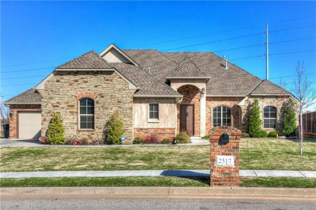 2517 SW 135th Circle, Oklahoma City, OK 73170 (MLS #812969) :: Wyatt Poindexter Group