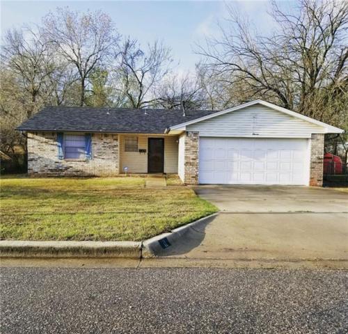 11 Rock Hollow, Shawnee, OK 74804 (MLS #813008) :: Wyatt Poindexter Group