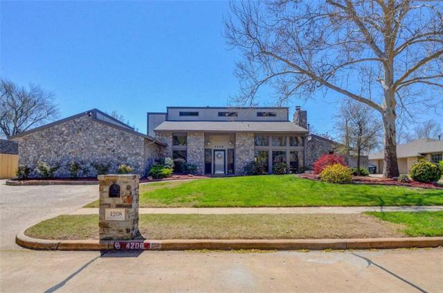 4208 Briarcrest, Norman, OK 73072 (MLS #813092) :: Barry Hurley Real Estate