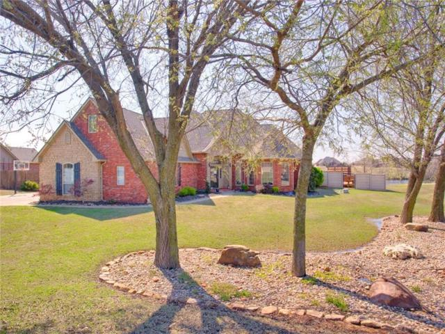 15201 Bay Ridge Drive, Oklahoma City, OK 73165 (MLS #813209) :: Erhardt Group at Keller Williams Mulinix OKC