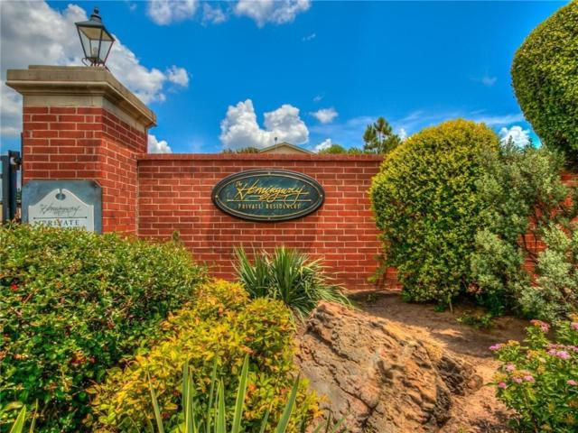 4400 Hemingway Drive #219, Oklahoma City, OK 73118 (MLS #813375) :: Barry Hurley Real Estate