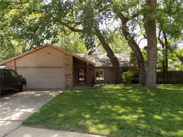 4114 Silverton Circle, Norman, OK 73072 (MLS #813725) :: Wyatt Poindexter Group
