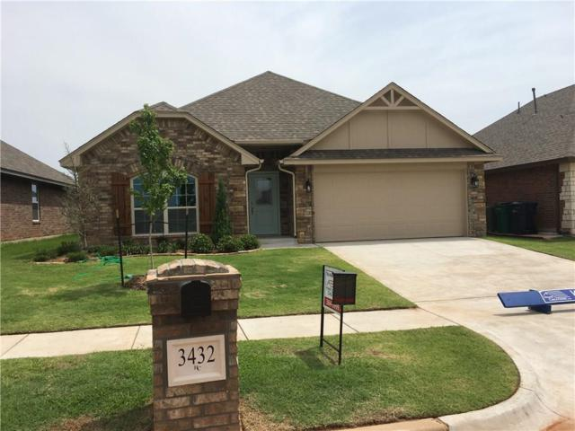 3432 NW 160th Street, Edmond, OK 73013 (MLS #813866) :: Wyatt Poindexter Group