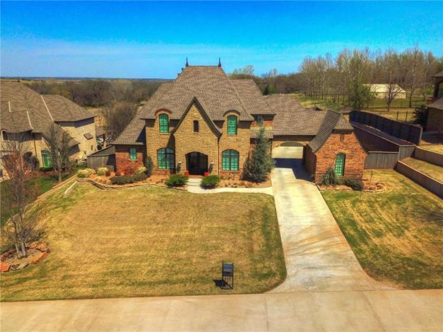 1651 NW 35th Place, Newcastle, OK 73065 (MLS #813989) :: Wyatt Poindexter Group