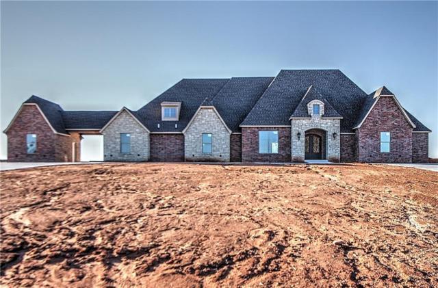 10901 Secretariat Drive, Oklahoma City, OK 73064 (MLS #814162) :: Homestead & Co