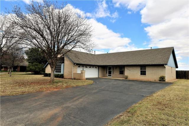 1910 Iowa Circle, Sayre, OK 73662 (MLS #814257) :: Homestead & Co