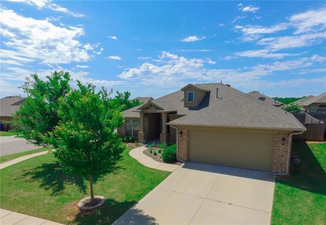 826 Sedona Drive, Norman, OK 73071 (MLS #814449) :: Wyatt Poindexter Group