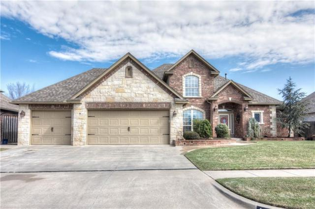 1401 SW 131st Street, Oklahoma City, OK 73170 (MLS #814516) :: KING Real Estate Group