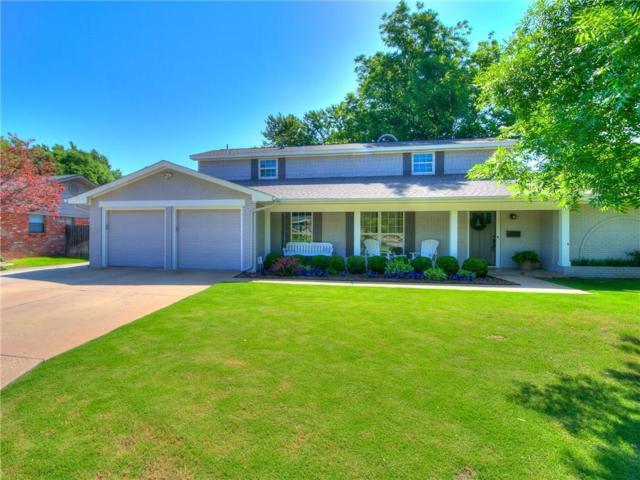 2609 Hollywood Avenue, Norman, OK 73072 (MLS #814554) :: Meraki Real Estate