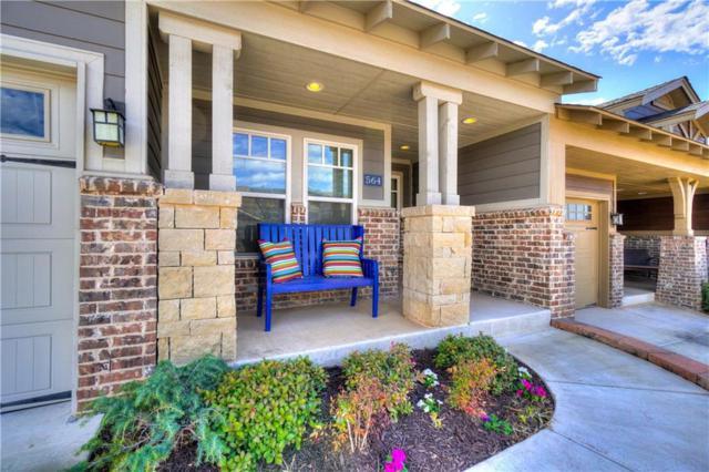 564 Outer Banks Way, Edmond, OK 73034 (MLS #814620) :: Homestead & Co