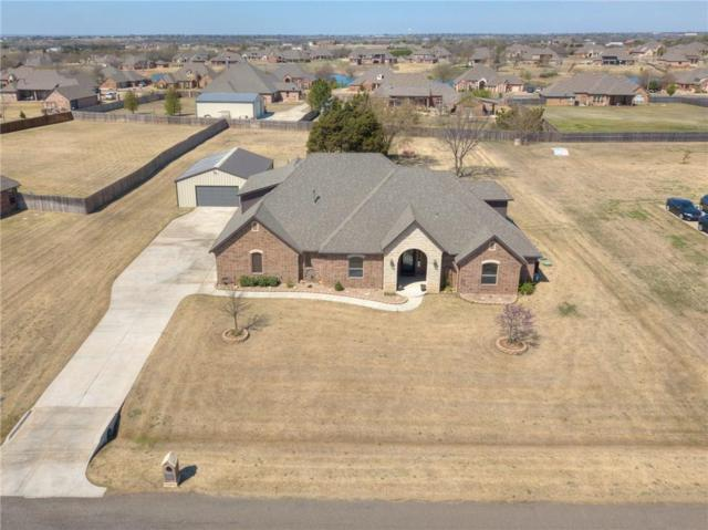 15401 Coral Creek Lane, Oklahoma City, OK 73165 (MLS #814697) :: Erhardt Group at Keller Williams Mulinix OKC