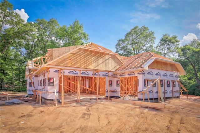 14751 Remington Drive, Newalla, OK 74857 (MLS #814721) :: Wyatt Poindexter Group