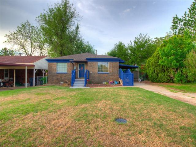 4216 NW 16th Street, Oklahoma City, OK 73107 (MLS #814840) :: Wyatt Poindexter Group