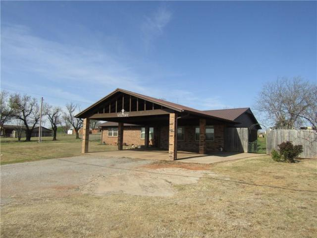 2454 State Highway 92, Chickasha, OK 73018 (MLS #814873) :: Barry Hurley Real Estate