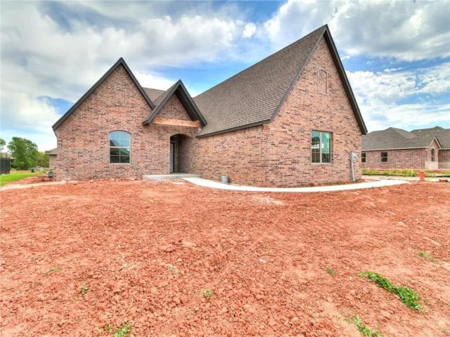 14000 Pennyworth, Yukon, OK 73099 (MLS #814978) :: Wyatt Poindexter Group