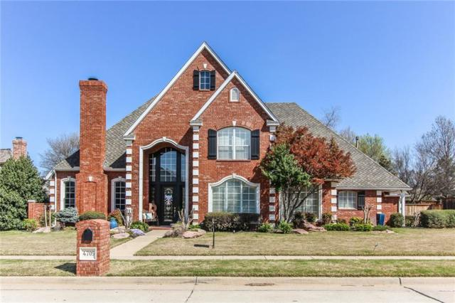 4705 Windrush, Norman, OK 73072 (MLS #815070) :: Barry Hurley Real Estate