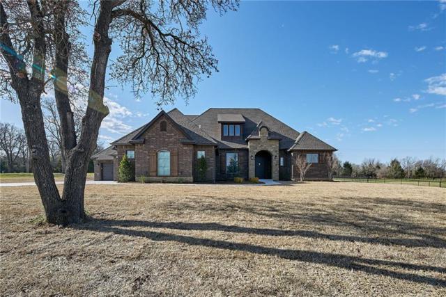 926 Hunters Hollow, Choctaw, OK 73020 (MLS #815270) :: Wyatt Poindexter Group