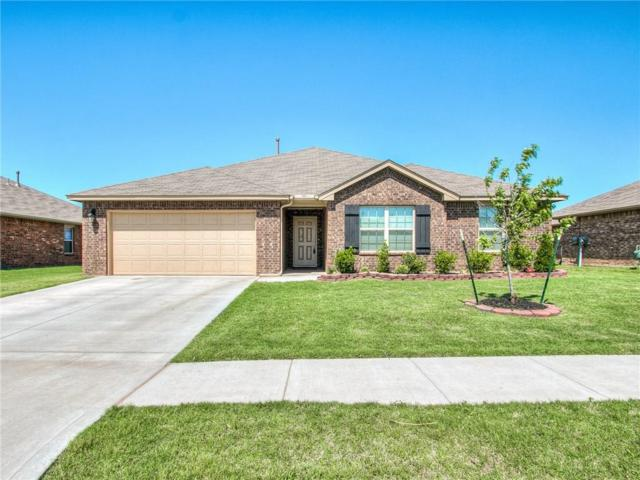 2525 Ressie Lane, Yukon, OK 73099 (MLS #815278) :: Wyatt Poindexter Group