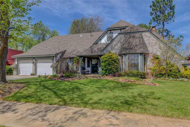 1104 Thistlewood Drive, Norman, OK 73072 (MLS #815287) :: Wyatt Poindexter Group