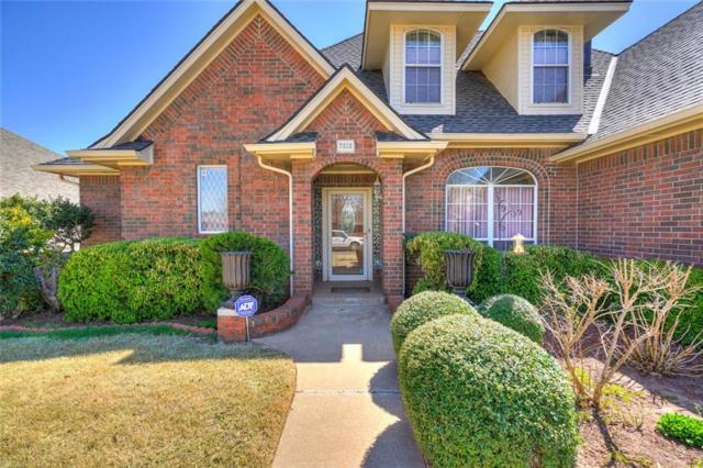 7312 NW 114th Terrace, Oklahoma City, OK 73162 (MLS #815289) :: Wyatt Poindexter Group
