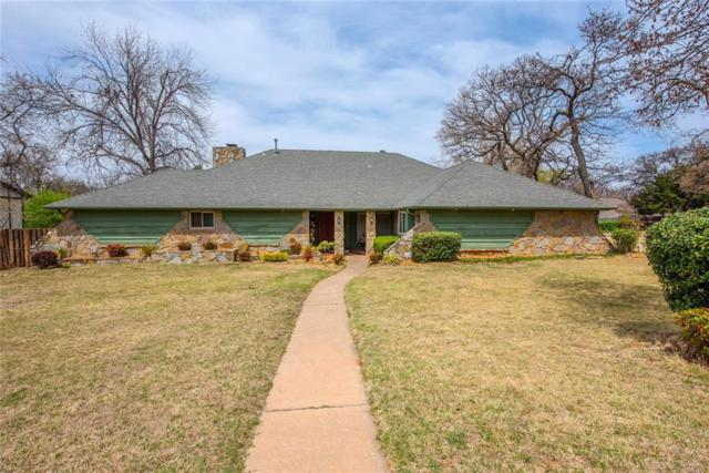 713 Quail Ridge, Edmond, OK 73034 (MLS #815374) :: Homestead & Co