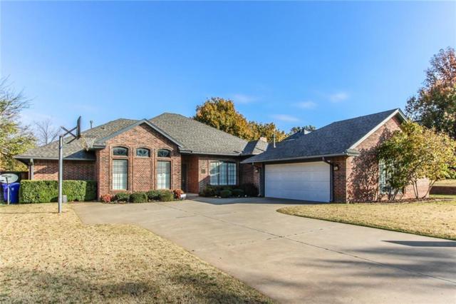 4409 Saint Andrews Court, Norman, OK 73072 (MLS #815517) :: Barry Hurley Real Estate