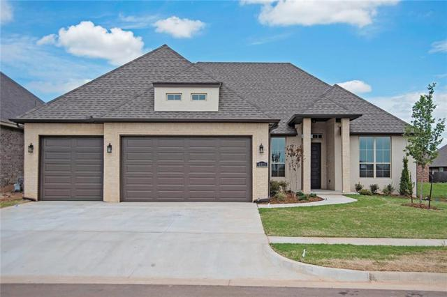 6313 NW 154th Terrace, Edmond, OK 73013 (MLS #815756) :: Wyatt Poindexter Group