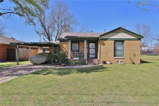 1411 SW 52nd Street, Oklahoma City, OK 73119 (MLS #815881) :: Wyatt Poindexter Group