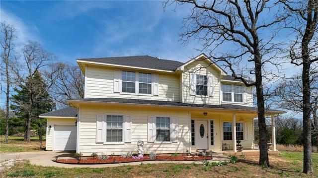 11900 Canyon Oaks Drive, McLoud, OK 74851 (MLS #815950) :: Barry Hurley Real Estate