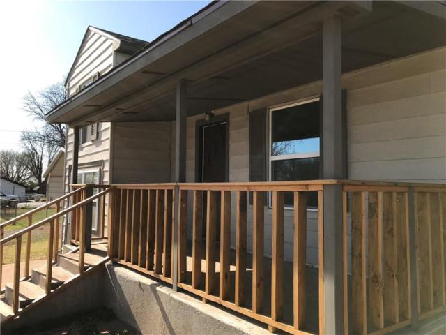 1401 N Broadway, Sayre, OK 73662 (MLS #816141) :: KING Real Estate Group