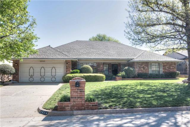 6804 Shoreline Drive, Oklahoma City, OK 73132 (MLS #816305) :: KING Real Estate Group