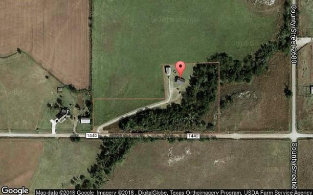 23152 County Road 1440, Cyril, OK 73029 (MLS #816355) :: Wyatt Poindexter Group