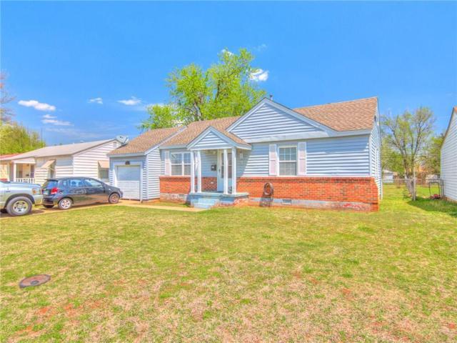 1812 Sandra Drive, Midwest City, OK 73110 (MLS #816375) :: Homestead & Co