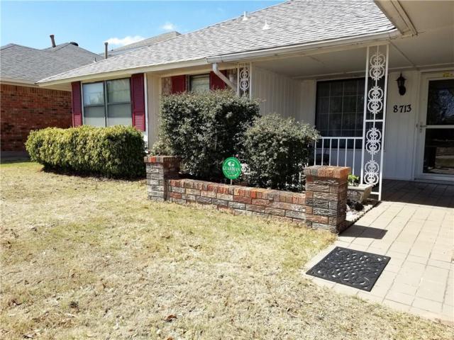 8713 S Charlotte Drive, Oklahoma City, OK 73159 (MLS #816403) :: Wyatt Poindexter Group